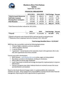2015-09-10 Summary Sheet for BRFN2