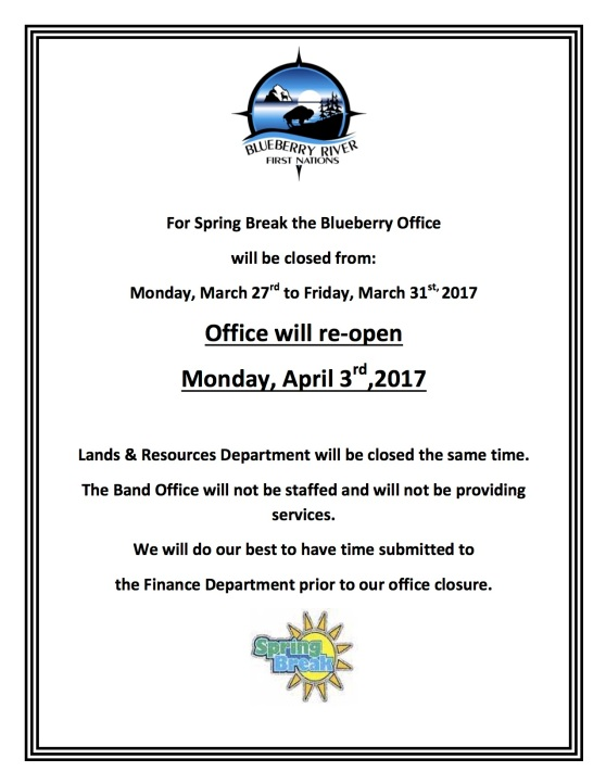 For Spring Break the Blueberry Office March 20th 2017.jpg