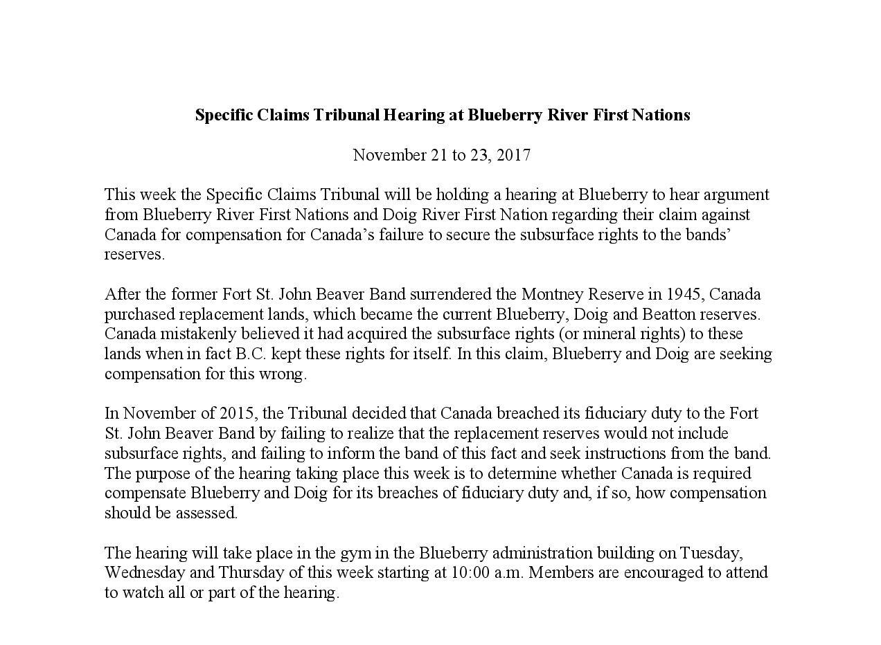 Notice re SCT hearing at Blueberry (01441569)-page-001