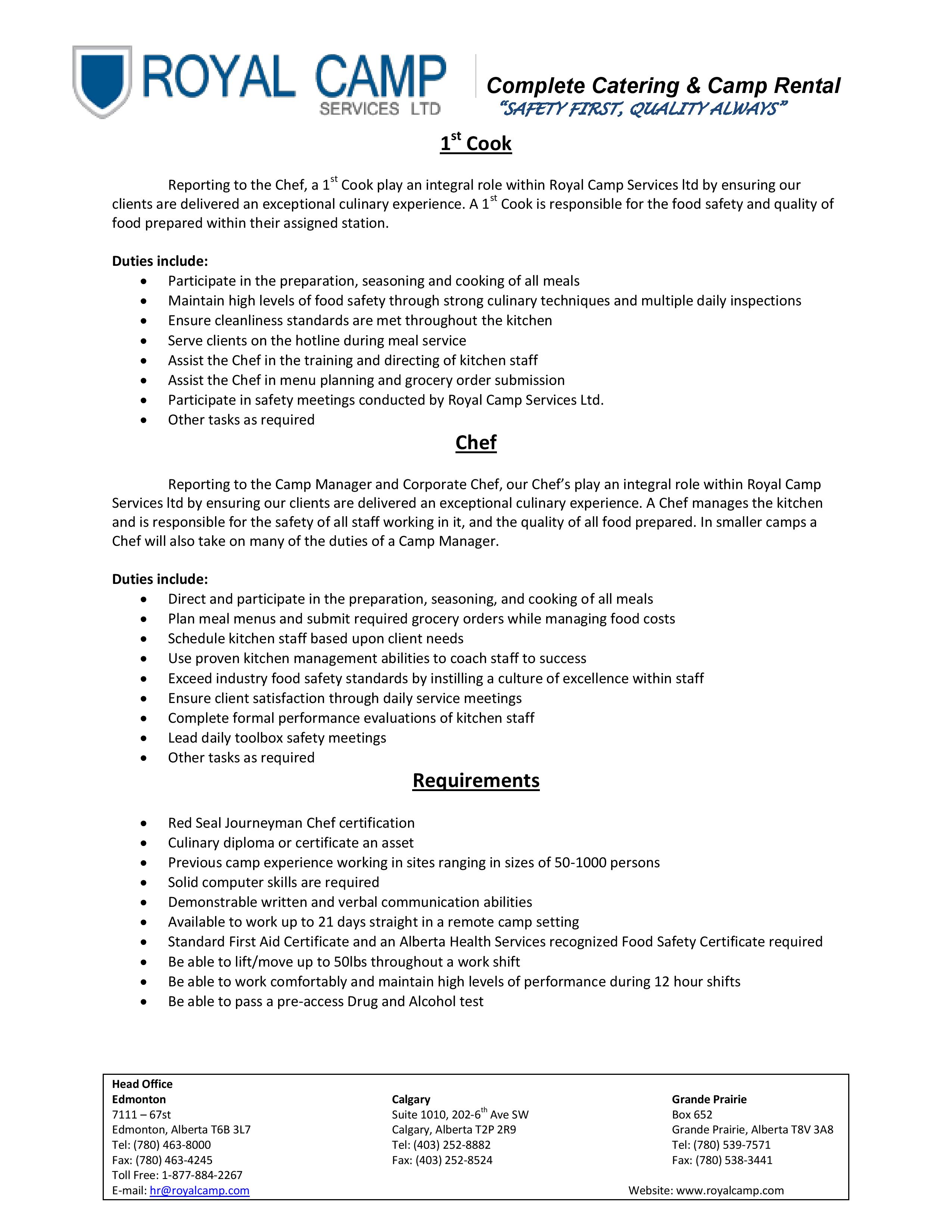 Job Fair Handouts - 1st-Chef-page-001