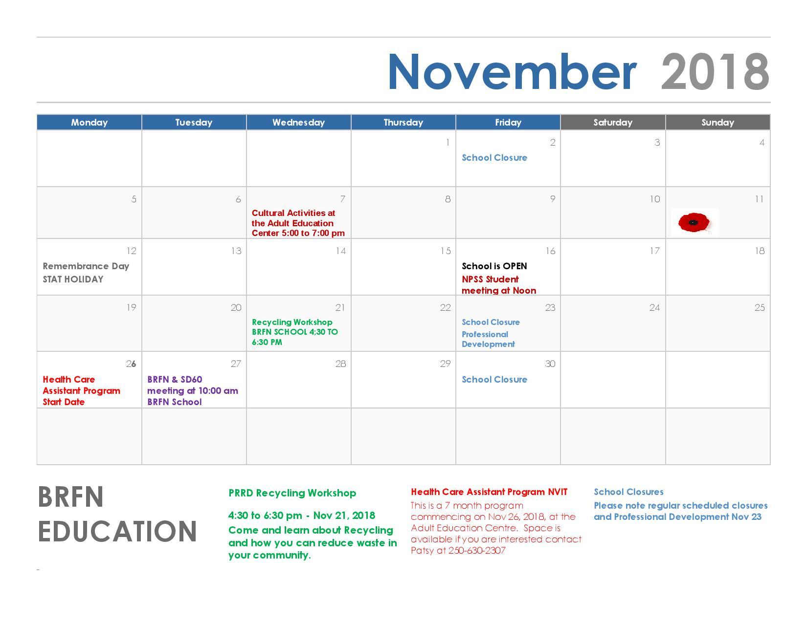 BRFN Education Calendar November 2018 (003)-page-001