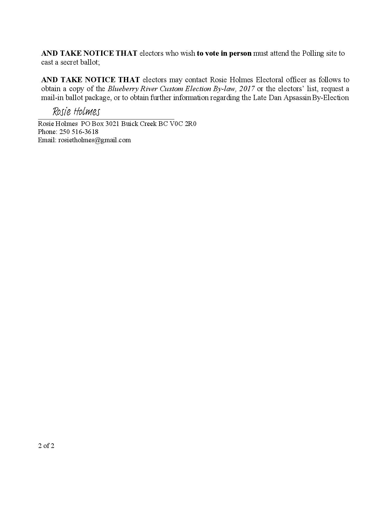 POLLING NOTICE BRFN By-election page-002