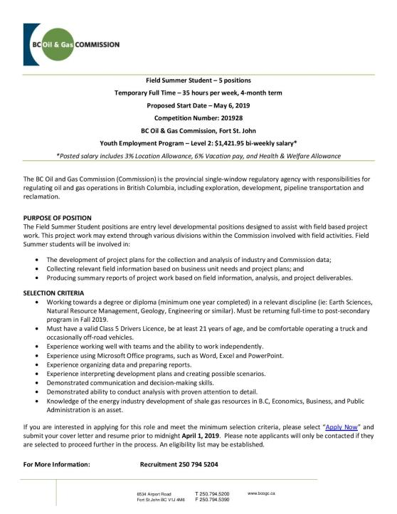 BCOGC Field Summer Student - 5 positions-page-001