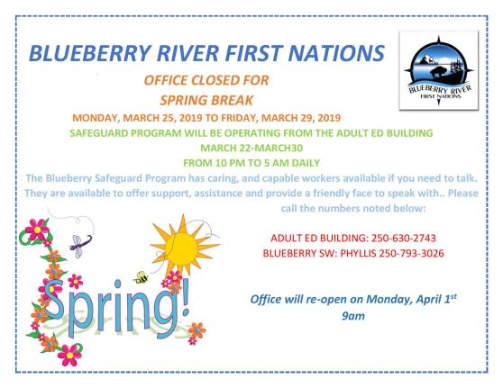 Spring Break notice-page-001
