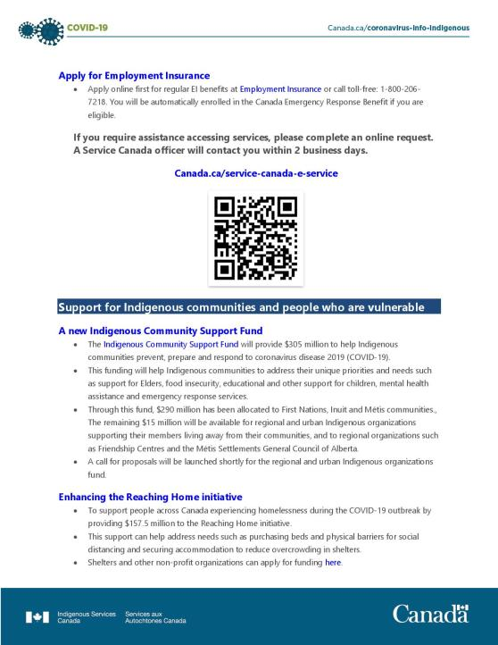 COVID-19 - Accessing financial benefits page-003