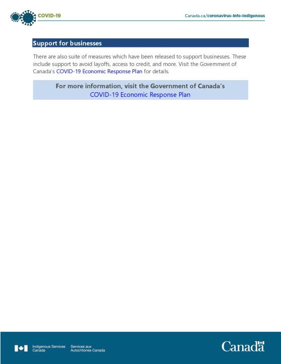 COVID-19 - Accessing financial benefits page-005